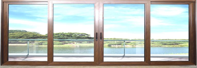 断桥铝门窗结构赏析