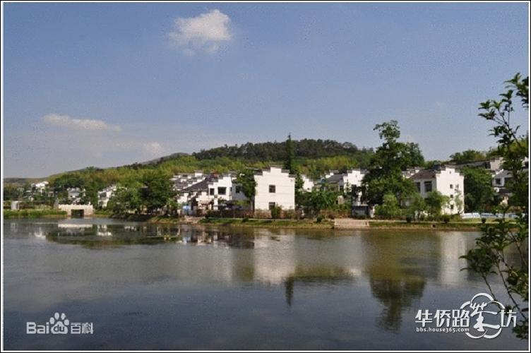 江宁横溪新市镇设计出炉,城市向南用心讲好小城故事,绿水交融,宜居宜