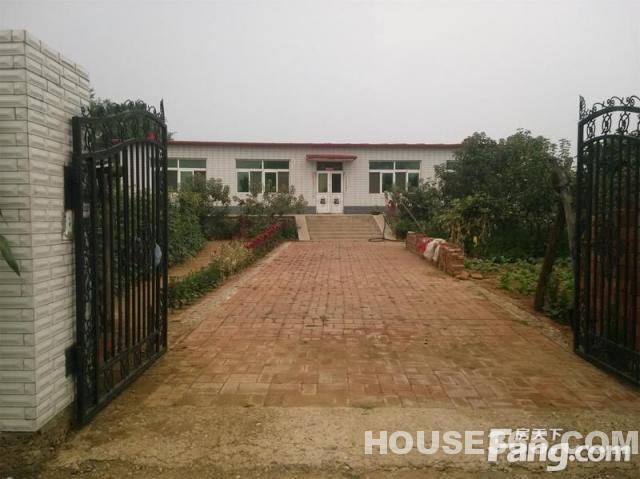 农村房屋出卖4间半正房3间厢房院落4亩地