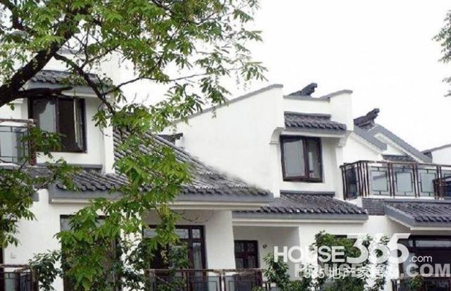 中式园林别墅鎏园 中国古典建筑