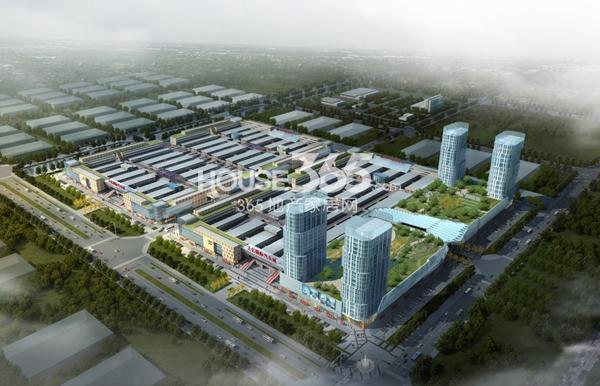 吴江上亿国际汽车城:预计6月底首开盘-苏州365地产