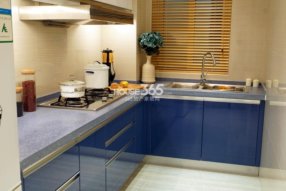 银亿东城B1样板间——厨房