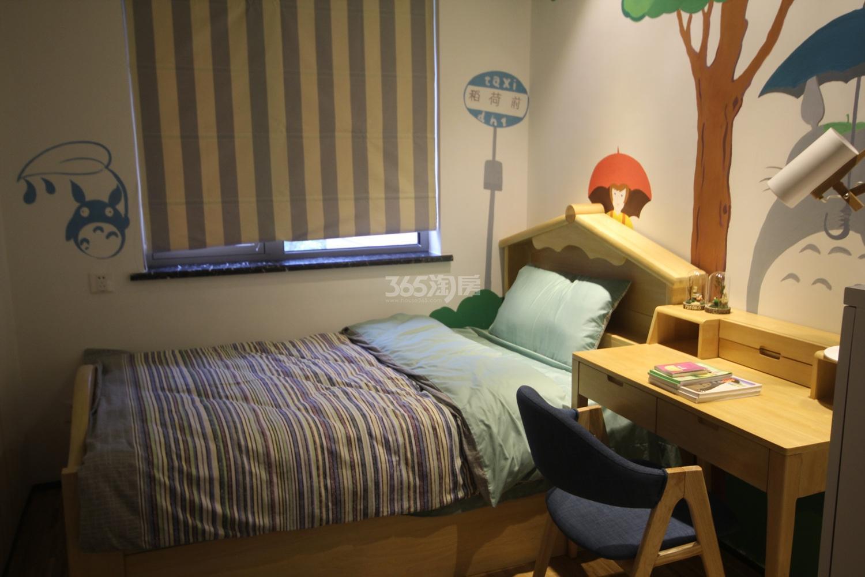 阳光郡项目135方样板房--儿童房