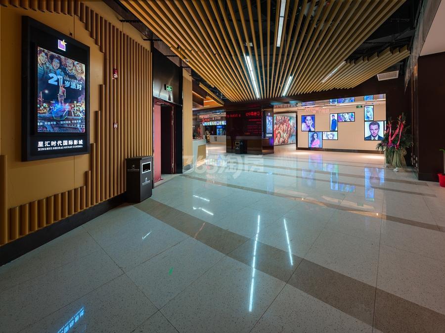 越秀星汇城商业配套星汇时代国际影院