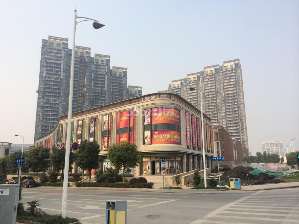 涟城实景图(10.26)