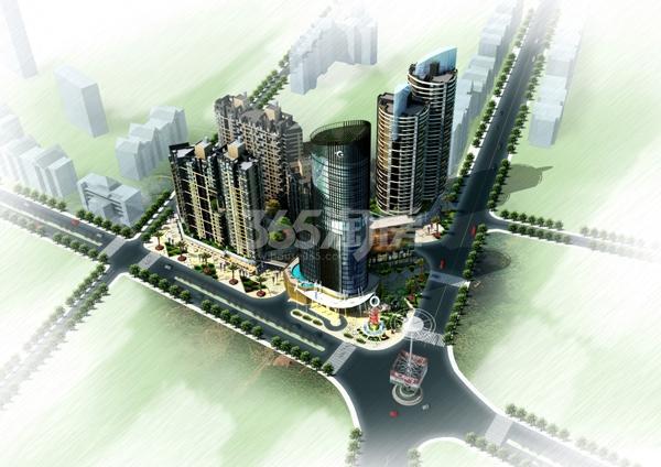 南都首尔鸟瞰图