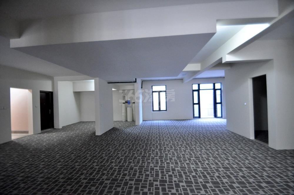高科荣境桂山堂583㎡样板间地下室