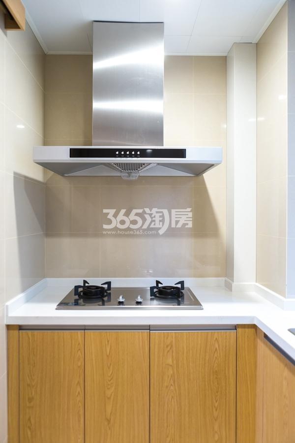 启迪协信无锡科技城95平样板间厨房