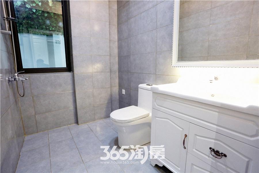 翰林公馆C1`户型样板间—卫浴