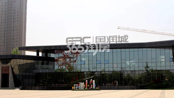 国润城社区实景(2017.6.15)