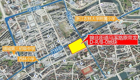 融创金成十锦台交通图
