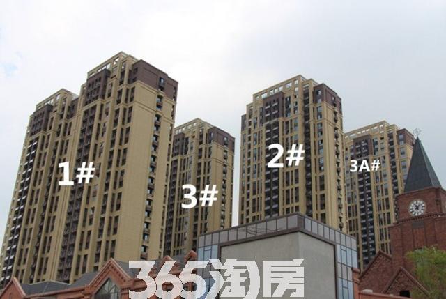 禹州中央城113平米户型图_合肥禹洲中央城_合肥新房网