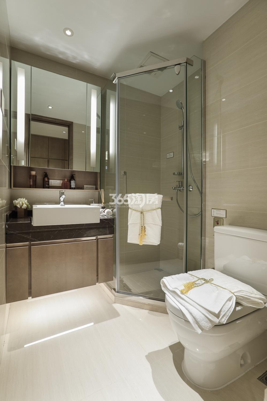 融信保利创世纪89方样板房——卫浴