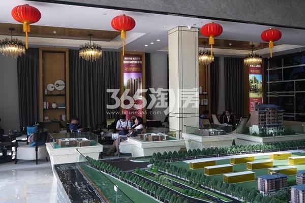 中国铁建・燕山国际城 实景图