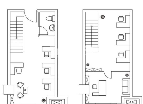 和信广场户型图