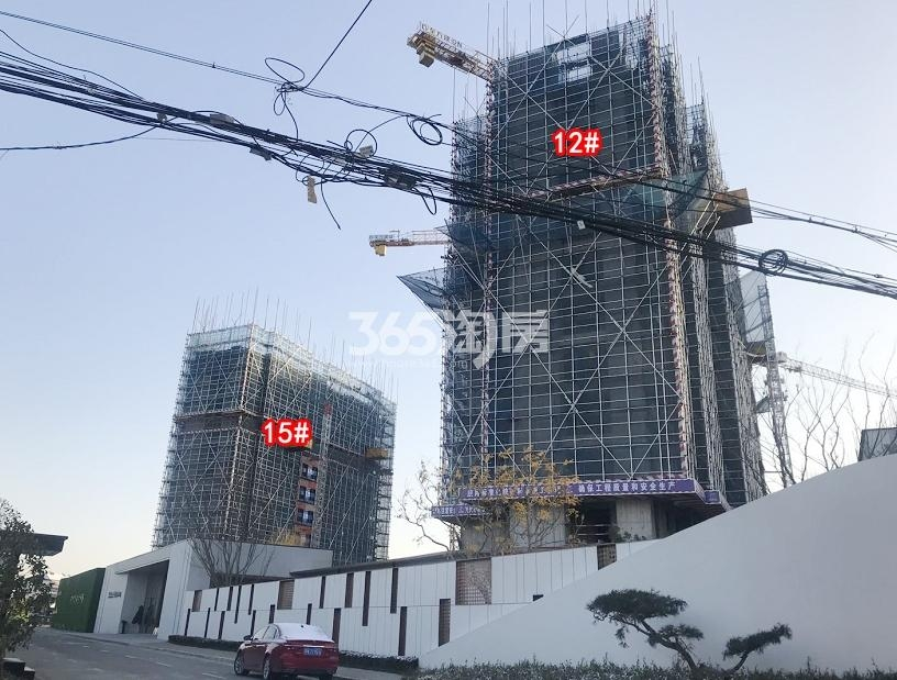 阳光城印月文澜实景图